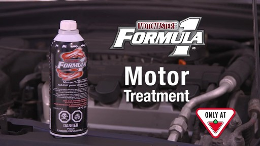 Formula 1 Motor Treatment - image 10 from the video