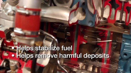 Formula 1 Motor Treatment - image 5 from the video