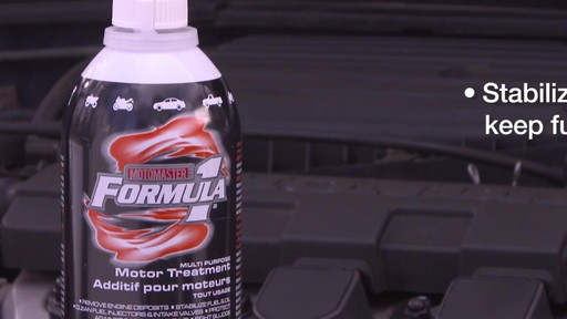 Formula 1 Motor Treatment - image 8 from the video