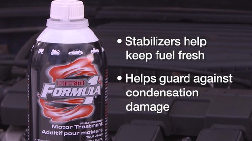 Formula 1 Motor Treatment - image 9 from the video
