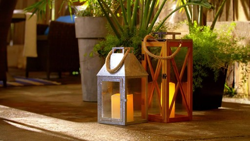 Brighten up your Backyard with Lanterns - image 8 from the video