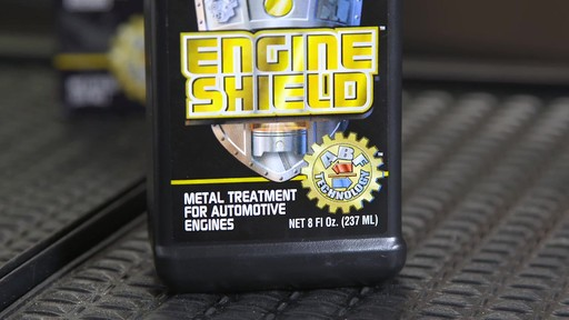 Steel Shield Engine Shield - image 2 from the video