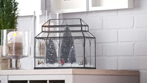 Create a wintery terrarium - image 5 from the video