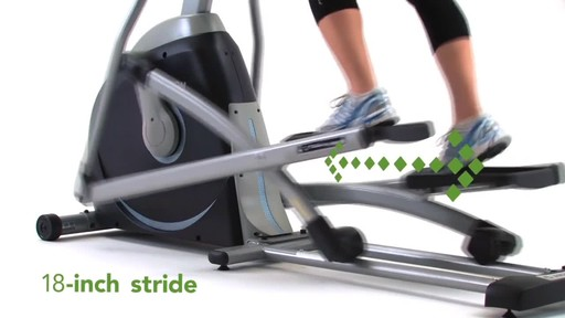 Horizon CE5.2 Elliptical Trainer - image 3 from the video
