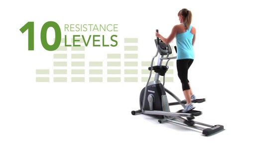 Horizon CE5.2 Elliptical Trainer - image 4 from the video