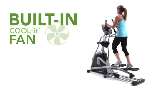 Horizon CE5.2 Elliptical Trainer - image 8 from the video