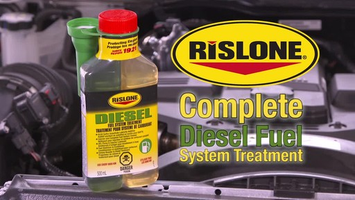 Rislone Diesel Fuel System Treatment - image 1 from the video
