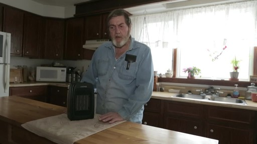 For Living Ceramic Heater - Val's Testimonial - image 1 from the video