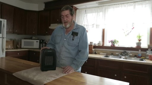 For Living Ceramic Heater - Val's Testimonial - image 2 from the video