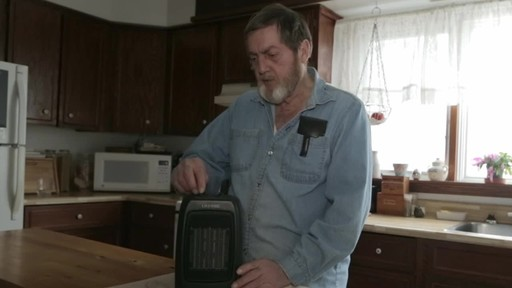 For Living Ceramic Heater - Val's Testimonial - image 3 from the video