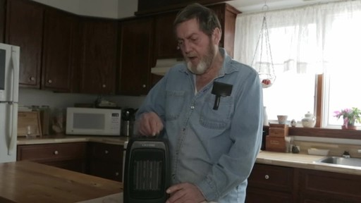 For Living Ceramic Heater - Val's Testimonial - image 4 from the video