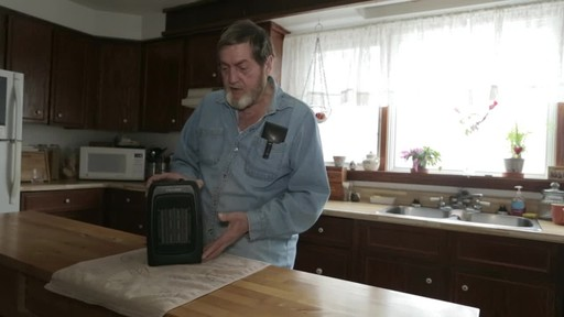 For Living Ceramic Heater - Val's Testimonial - image 6 from the video
