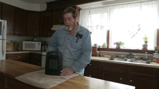 For Living Ceramic Heater - Val's Testimonial - image 8 from the video