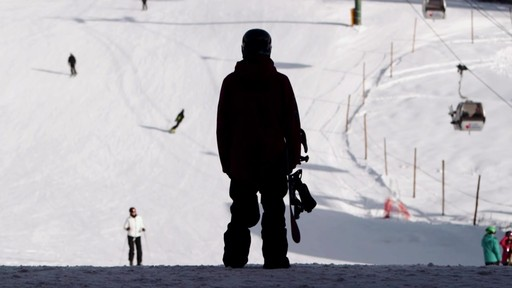 Para Snowbarder John Leslie describes his journey to the Paralympics - image 10 from the video