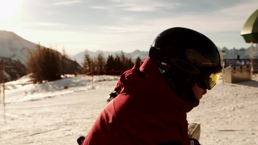 Para Snowbarder John Leslie describes his journey to the Paralympics - image 8 from the video