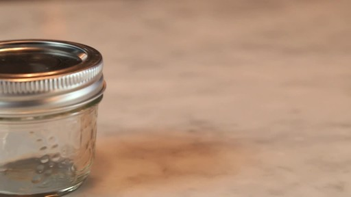 Bernardin Decorative Mason Jar 125 ml - image 3 from the video