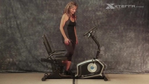 Xterra XT201R Recumbent bike - image 2 from the video
