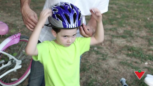 Choosing a Helmet for your Child - image 1 from the video