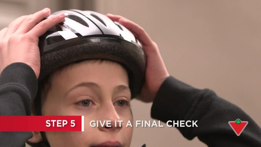 Choosing a Helmet for your Child - image 8 from the video