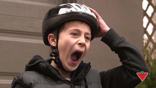 Choosing a Helmet for your Child - image 9 from the video