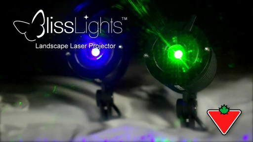 Bliss Laser Light - image 1 from the video