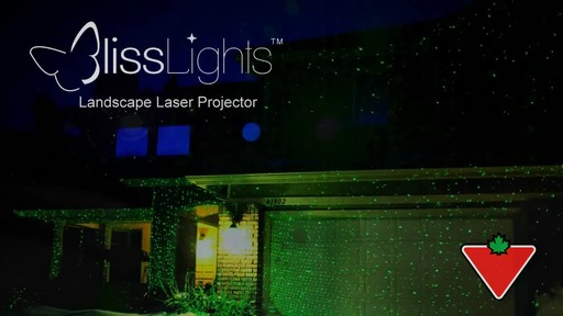 Bliss Laser Light - image 2 from the video