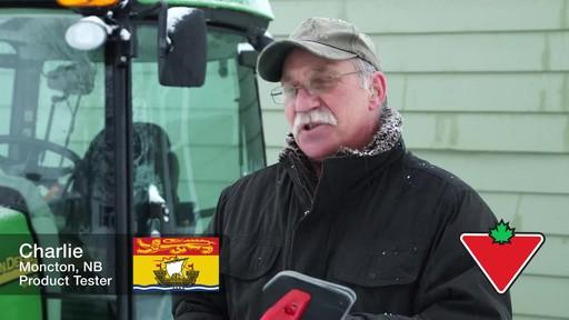 Garant EVA Snowbrush- Charlie Testimonial - image 1 from the video