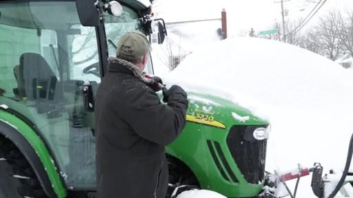 Garant EVA Snowbrush- Charlie Testimonial - image 9 from the video