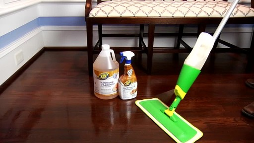 ZEP Commercial Hardwood and Laminate Floor Cleaner - image 6 from the video