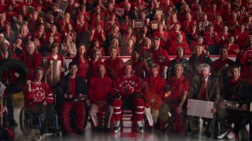 Ode To Rink Flooders  – TV commercial (We All Play for Canada) - image 7 from the video