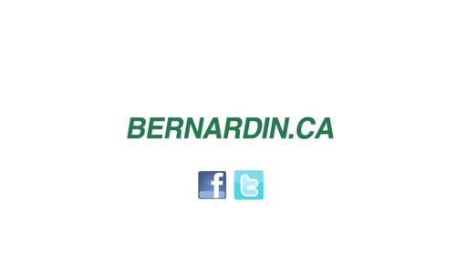 Bernardin Regular 500 ml Mason Jar - image 10 from the video
