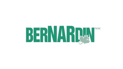 Bernardin Regular 500 ml Mason Jar - image 8 from the video