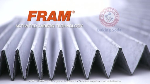 FRAM Fresh Breeze Cabin Air Filter - image 5 from the video