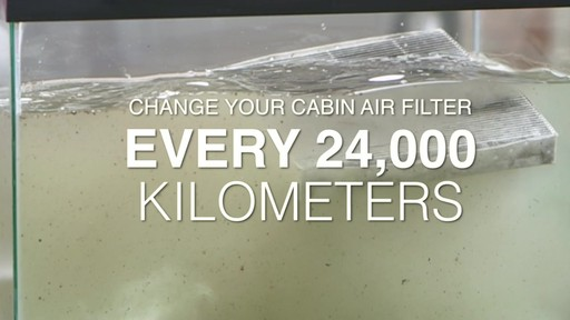 FRAM Fresh Breeze Cabin Air Filter - image 8 from the video