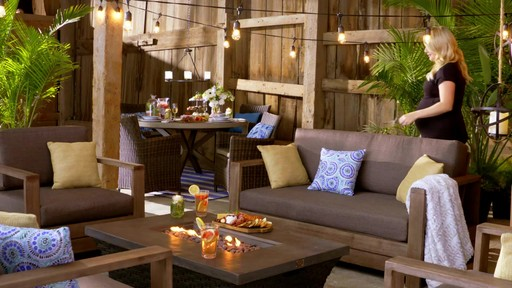 Monika Hibbs on styling outdoor cushions - image 4 from the video