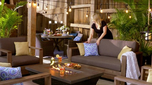 Monika Hibbs on styling outdoor cushions - image 5 from the video
