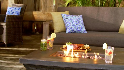 Monika Hibbs on styling outdoor cushions - image 6 from the video