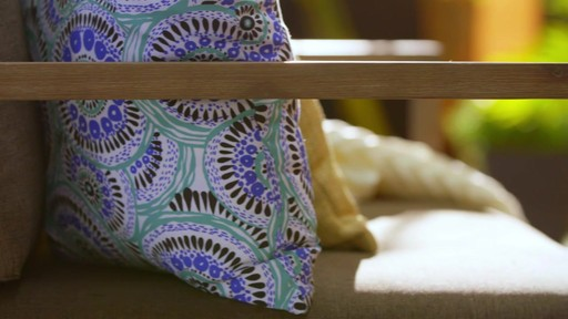 Monika Hibbs on styling outdoor cushions - image 7 from the video