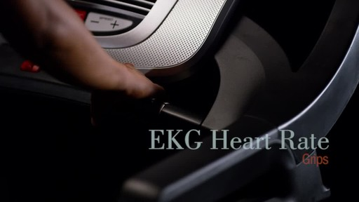 Nordic Track C630 Treadmill - image 9 from the video