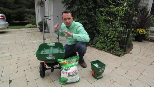 Using a Lawn Spreader with Frankie Flowers - image 6 from the video