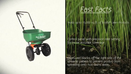 Using a Lawn Spreader with Frankie Flowers - image 9 from the video
