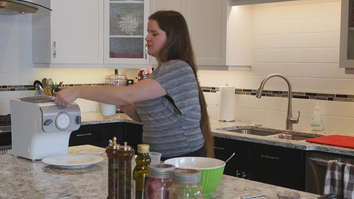 Philips Pasta Maker - Jane's Testimonial - image 2 from the video