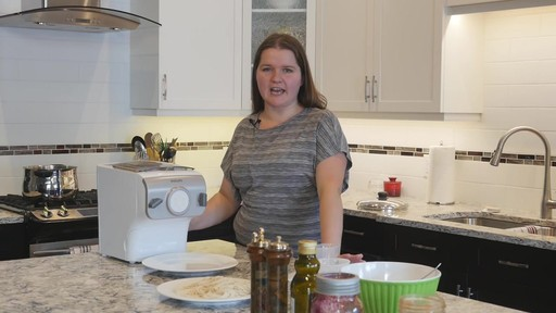Philips Pasta Maker - Jane's Testimonial - image 6 from the video