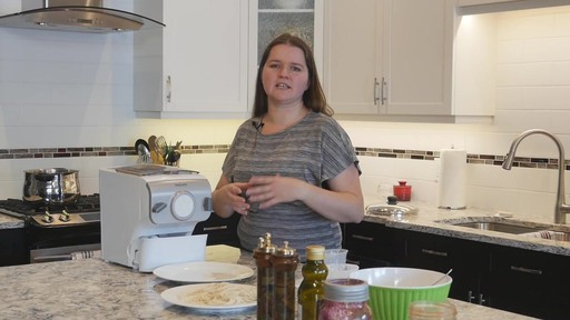 Philips Pasta Maker - Jane's Testimonial - image 8 from the video