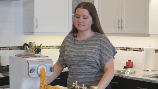 Philips Pasta Maker - Jane's Testimonial - image 9 from the video