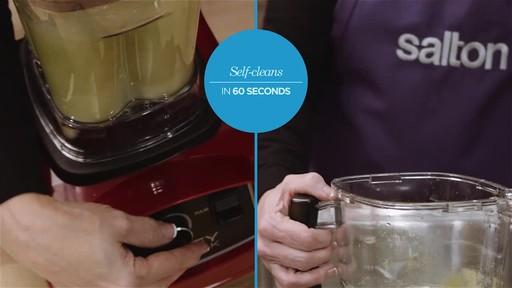 Salton Harley Pasternak Professional Grade Power Blender - image 10 from the video