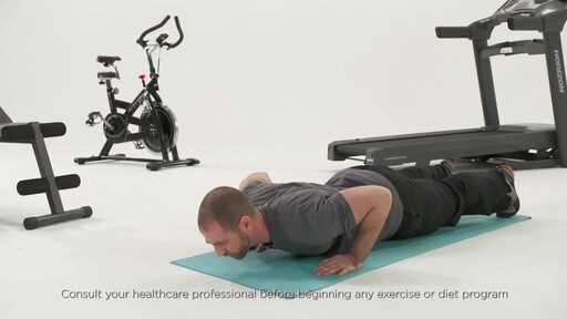 5 Minutes Push up Challenge - Fitness Tips from Canadian Tire - image 9 from the video