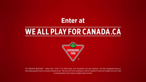 Heroes of Play - We all Play for Canada - image 10 from the video