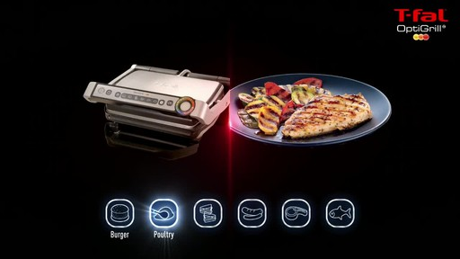 T-Fal OptiGrill - image 9 from the video