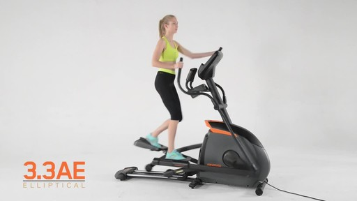 AFG 3.3AE Elliptical - image 10 from the video